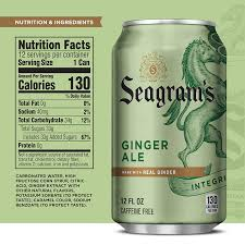 Seagrams Ginger Ale 12pk Cans - Joe's Liquor & Delivery I Orlando's Premier Online Service | International Drive