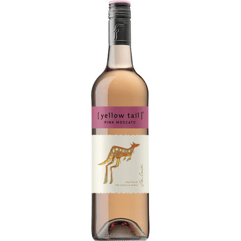 Yellow Tail Pink Moscato 750ML - Joe's Liquor & Delivery I Orlando's Premier Online Service | International Drive