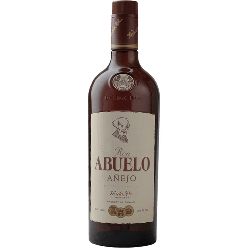 Abuelo Anejo Rum 750ml - Joe's Liquor & Delivery I Orlando's Premier Online Service | International Drive