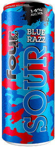 4 Loko Blue Razz cans 24oz - Joe's Liquor & Delivery I Orlando's Premier Online Service | International Drive