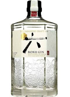 Suntory Roku Gin 750ML - Joe's Liquor & Delivery I Orlando's Premier Online Service | International Drive