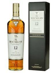 Macallan Sherry Oak Cask 12yr 750ML - Joe's Liquor & Delivery I Orlando's Premier Online Service | International Drive