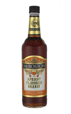 Mr Boston Apricot Flavored Brandy 750ml - Joe's Liquor & Delivery I Orlando's Premier Online Service | International Drive