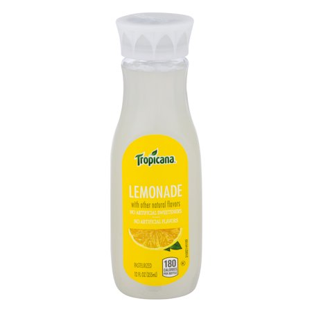 Tropicana Lemonade 12OZ - Joe's Liquor & Delivery I Orlando's Premier Online Service | International Drive