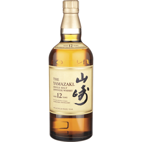The Yamazaki 12 years 750ml - Joe's Liquor & Delivery I Orlando's Premier Online Service | International Drive