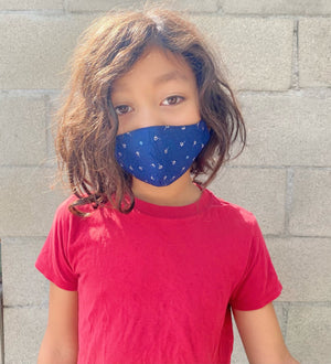 Kids Shinjuku Cotton  Mask