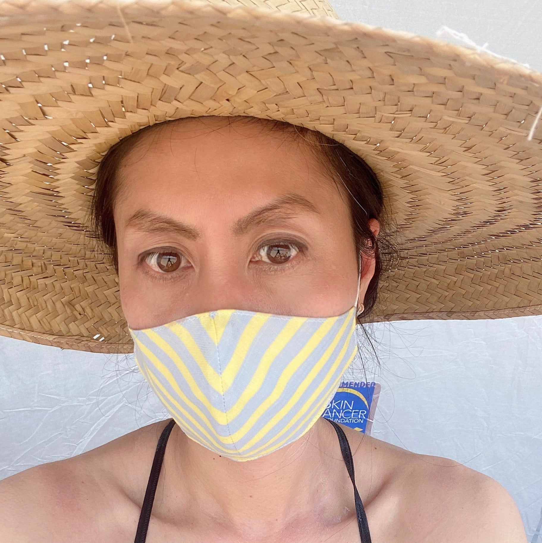 Capri Cotton Mask