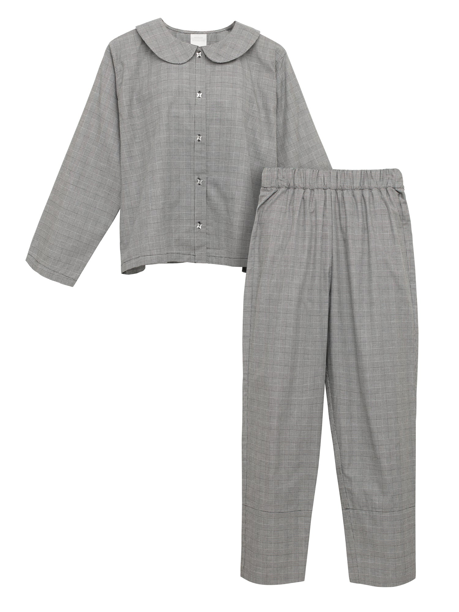 Charlie Cotton PJ Lounge Set
