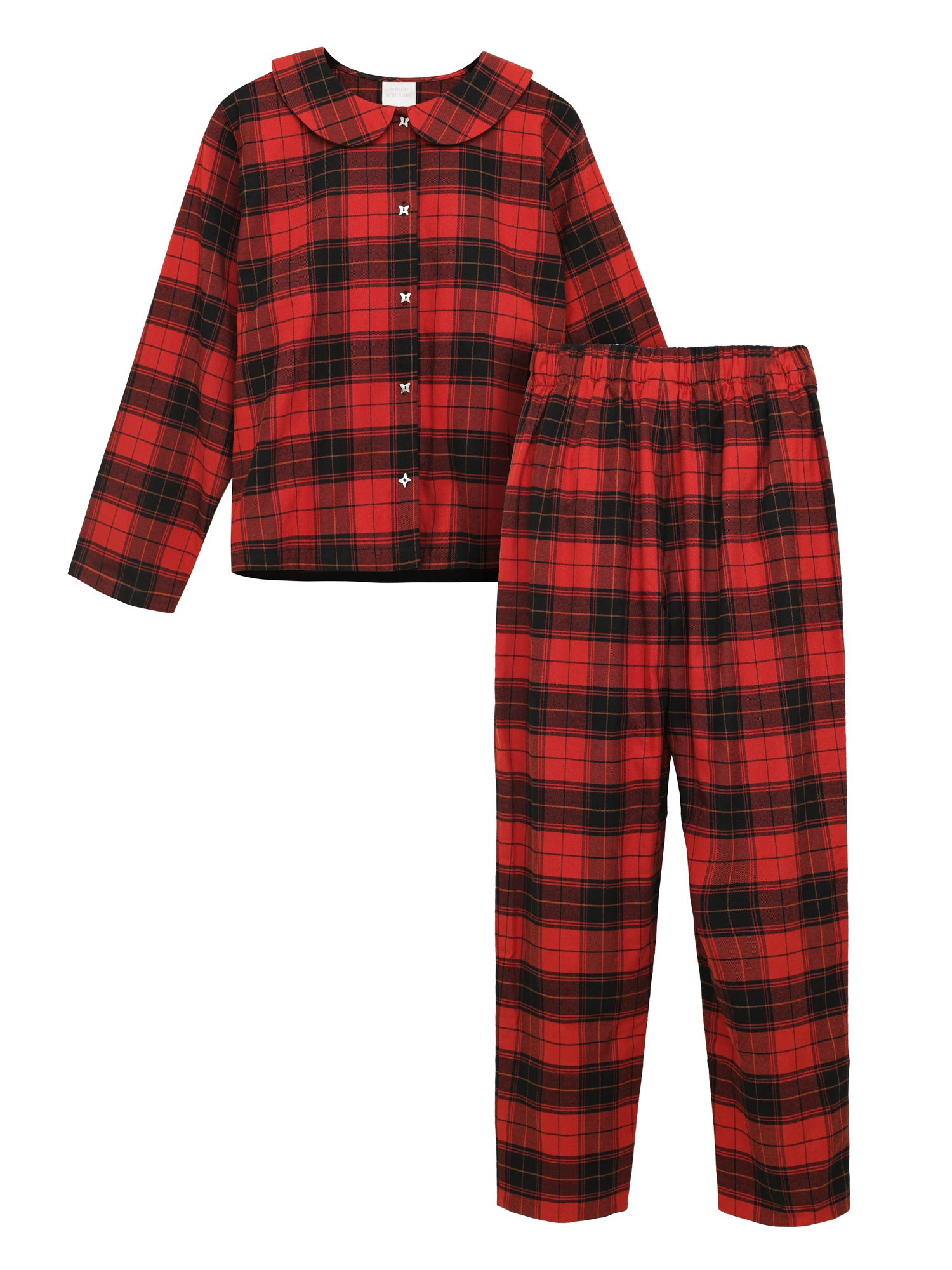 Jo  Organic Cotton Pajama Set
