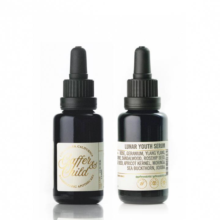Gaffer and Child Lunar Youth Serum