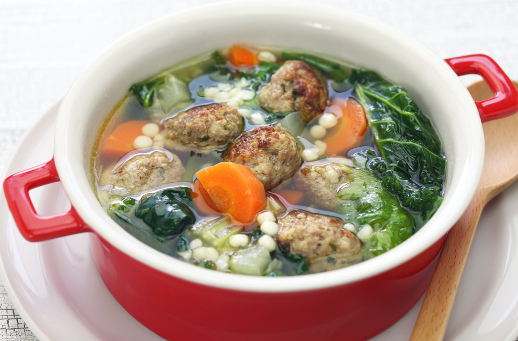 Italian Wedding Soup and Traditions