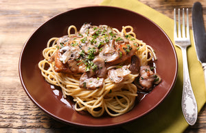 Chicken Marsala Linguine