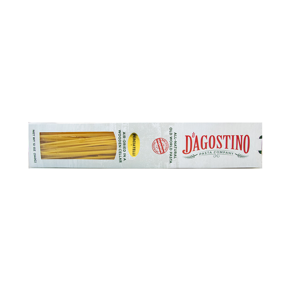 Dagostino Perciatelli Bucatini Pasta 12 oz Box