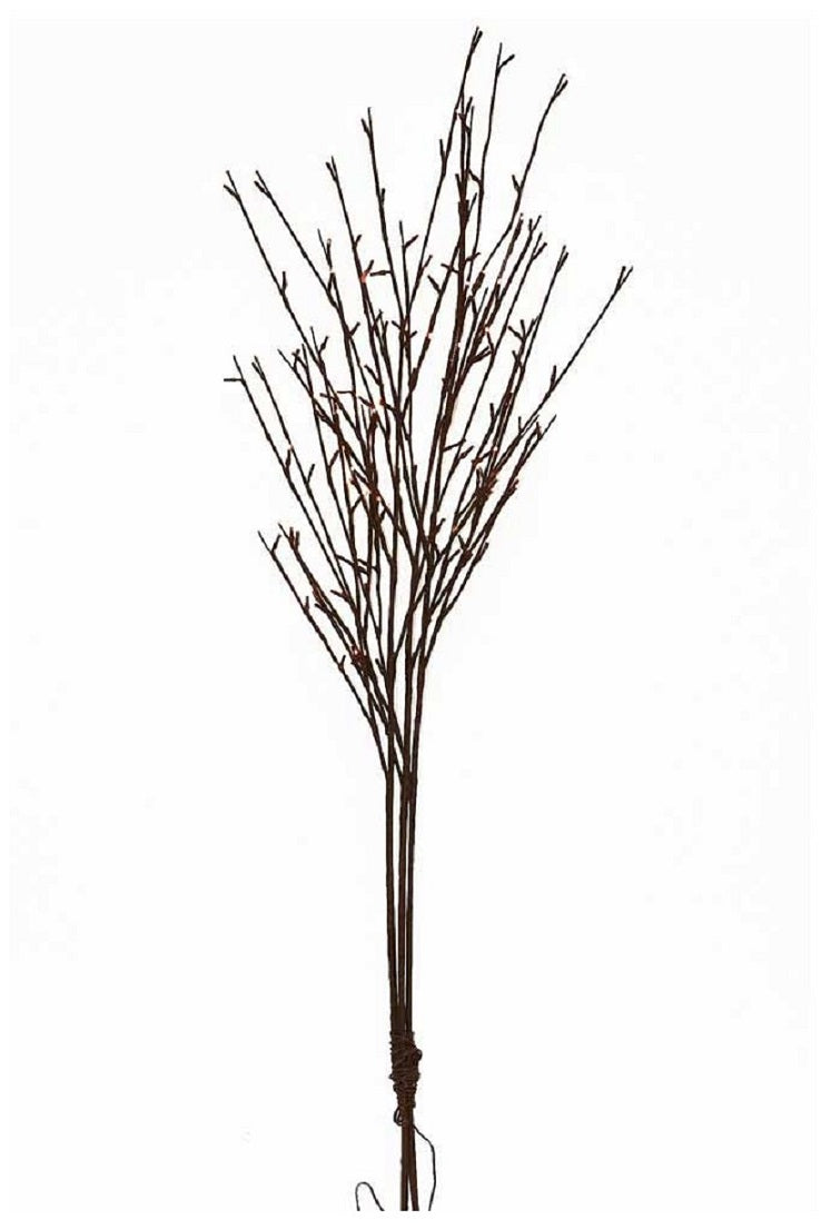 Illuminated Willow Branch 40""