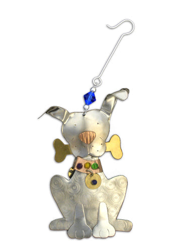 Dog Ornament 110