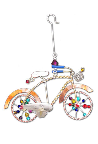 Bicycle Ornament 127