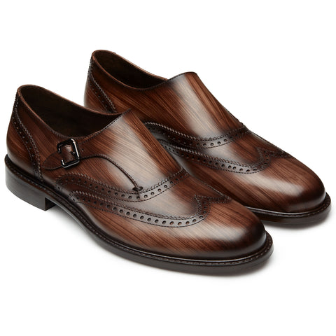 Blucher tipo Monk