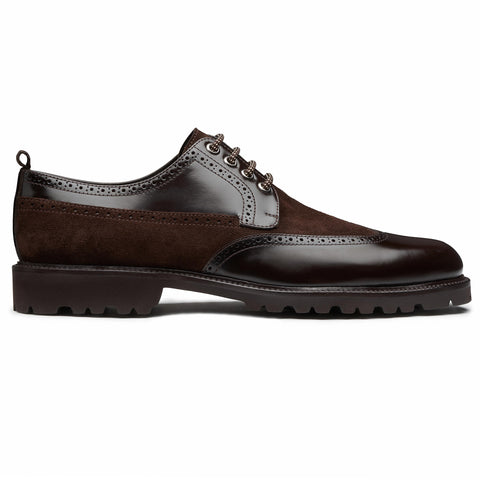 Bostoniano Blucher tipo Derby