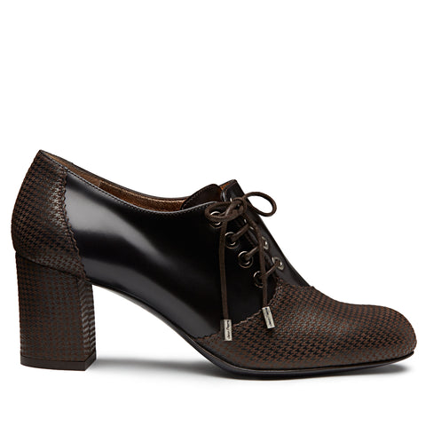 Zapatilla Blucher tipo Oxford