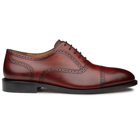 Blucher tipo Oxford Goodyear Welt