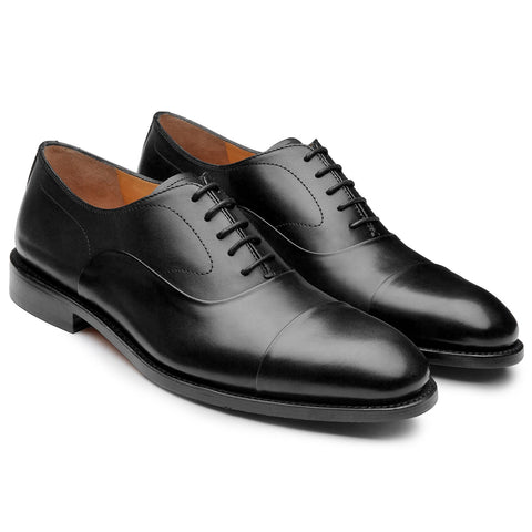Blucher Fino tipo Oxford Goodyear Welt