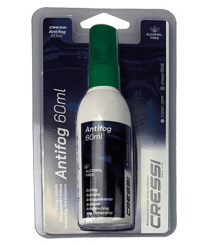Cressi Anti-fog spray 60 ml - Handletselshop