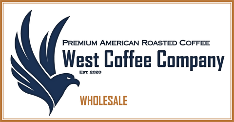 West Coffee Company Wholesale Portal Link. Premium American Roasted Coffee. North American Grown Coffee. All-American Blend