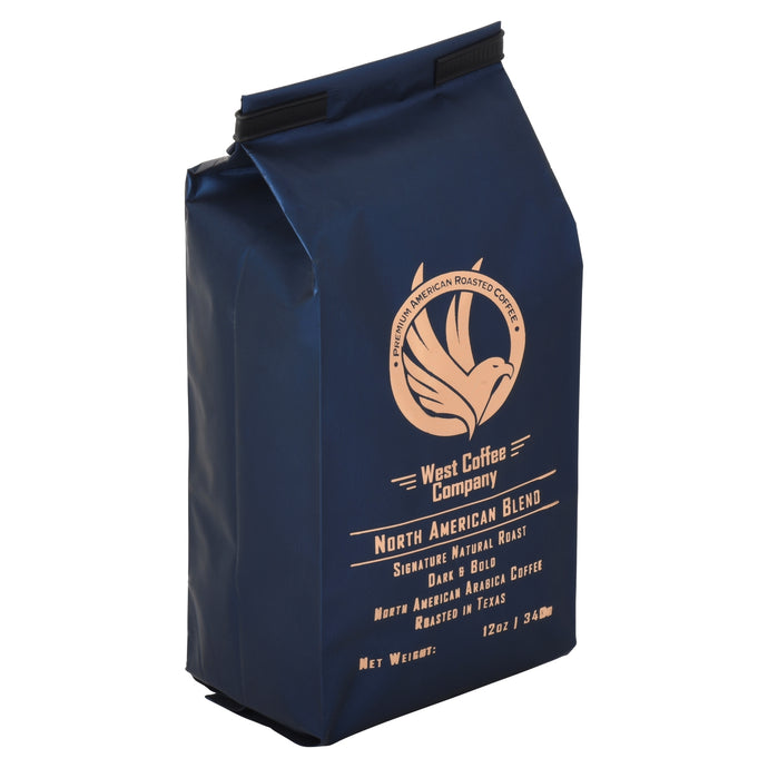 North American Blend - West Coffee Company