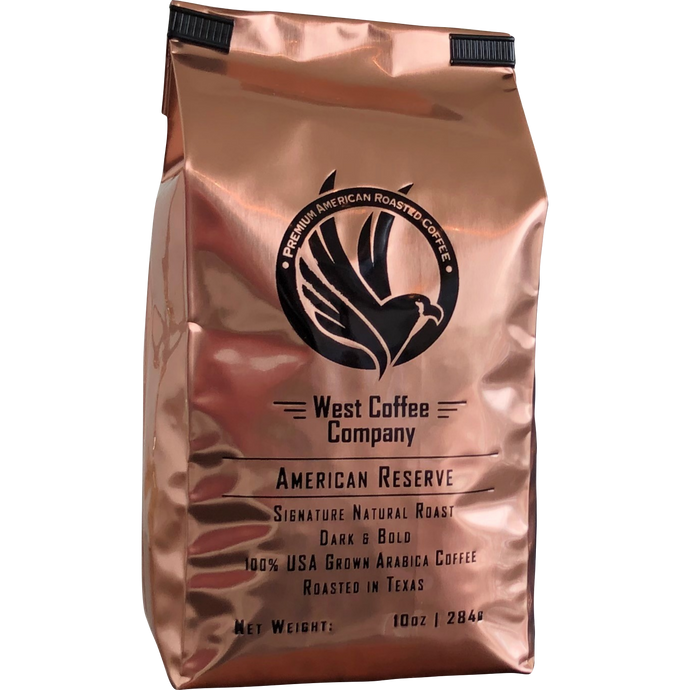 American Reserve - West Coffee Company
