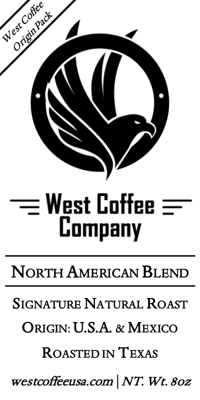 Origin Pack - North American Blend - West Coffee Company