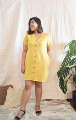 Load image into Gallery viewer, Plus Size Shift Dress