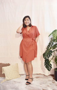 Plus Size Oversized Tshirt Dress