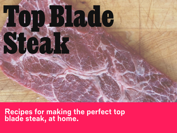 Top Blade Steak from Family Farms