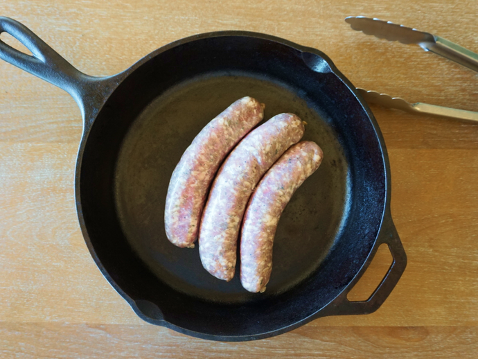 Pork Korean BBQ Sausage
