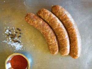 Pork Chorizo Sausages