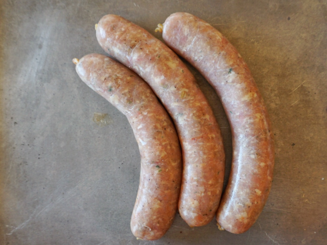 Sweet Italian Chicken Sausage