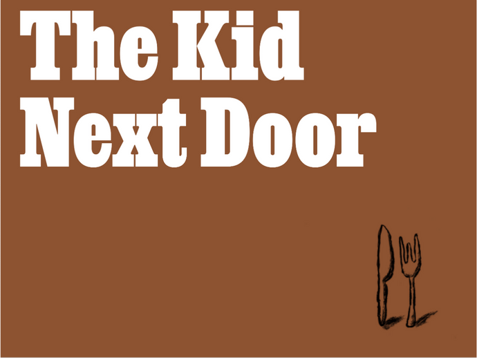 The Kid Next Door Box