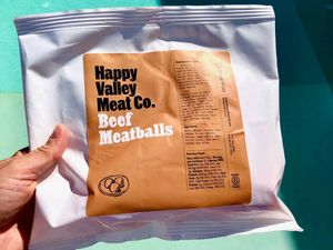 Happy Valley Meatballs