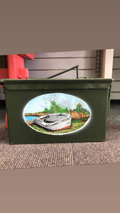 Decorative Ammo Box