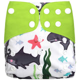 Reusable Waterproof Baby Diaper