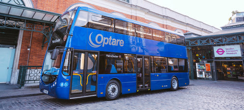 Optare electric vehicle passenger transportation
