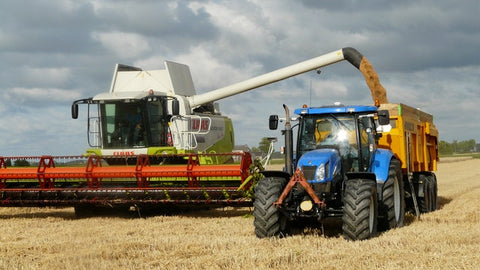 Smart agricultural implements