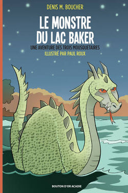 Denis M.Boucher, Le monstre du lac Baker
