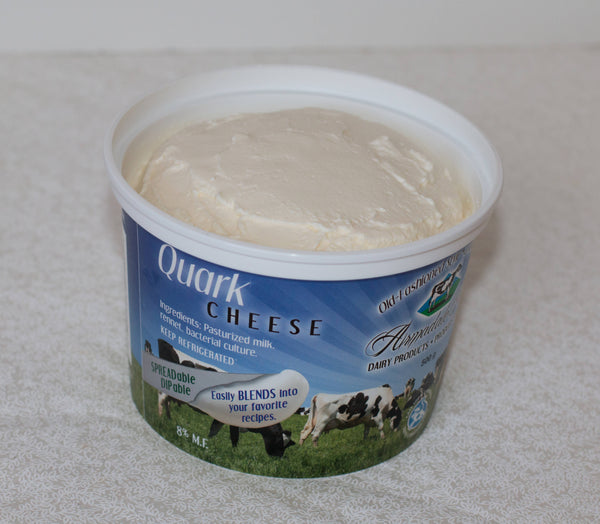 Quark Cheese 500 g/Fromage Quark 500 g