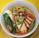 CHAR SIU CHICKEN NOODLES SOUP - WINTER SOUP