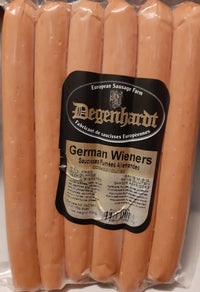 German wiener Sausage