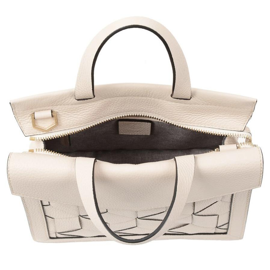Voyager Small Flap Satchel
