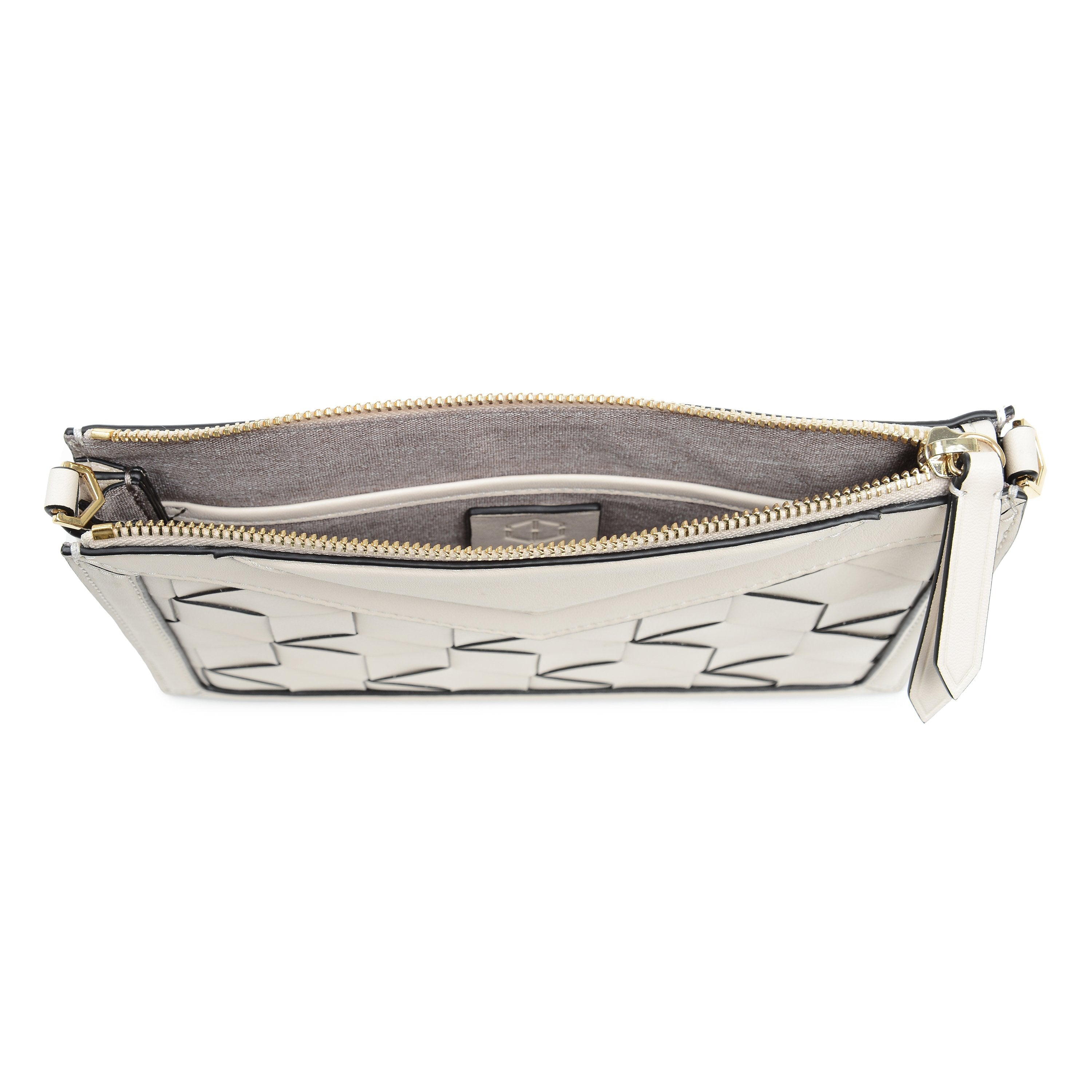 wander crossbody (chalk) - interior