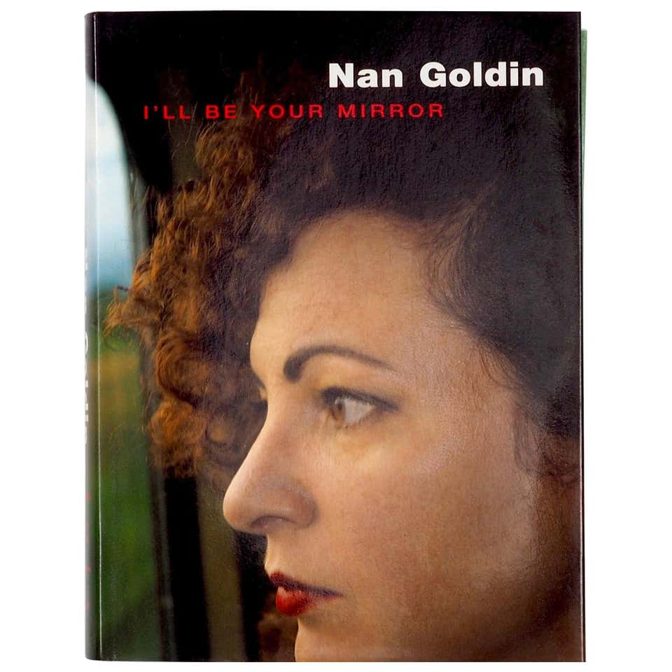 I'll be your mirror by Nan Goldin
