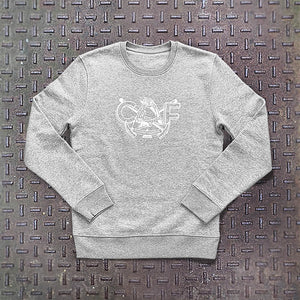Chiltern Firehouse Heather Grey Sweatshirt